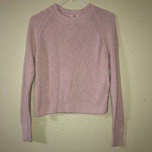 LEVI'S Blush Pink Sweater XS
